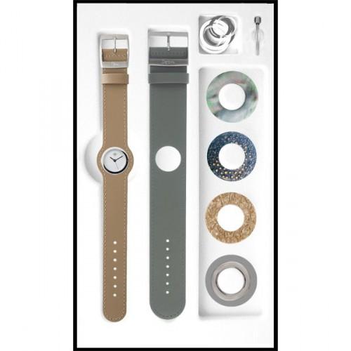 Montres bracelets interchangeables