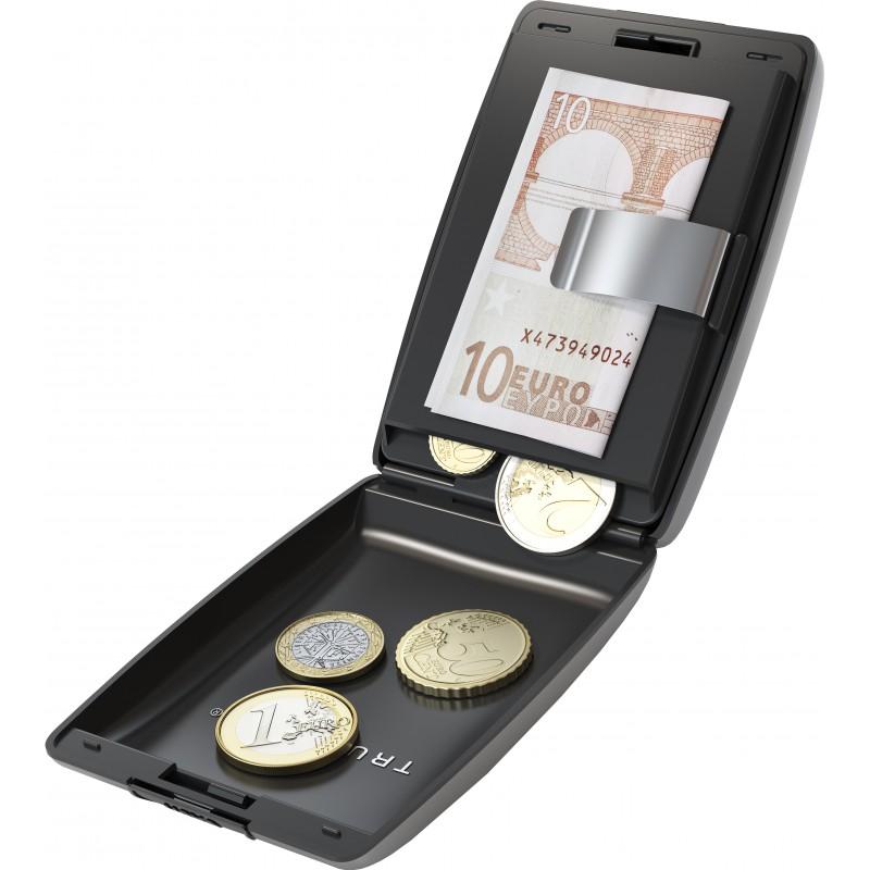 meilleur service ba438 a1d96 Porte monnaie porte carte TRU VIRTU - decadoco.com