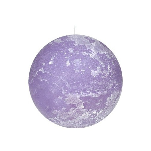 bougie Forme sphère