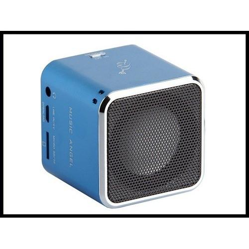 Enceintes MUSIC RIDER Bleu