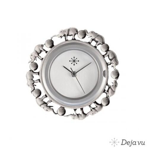 Rondelle en métal Eléphant GU59